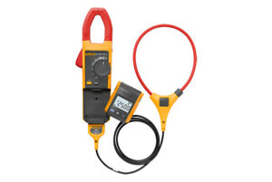 Fluke 381 Remote Display True Rms Ac dc Clamp Meter With Iflex
