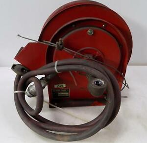 Reelcraft Retractable Air Hose Reel 2z863