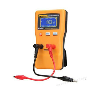 Excelvan M6013 Digital Auto Ranging Capacitance Meter Capacitor Tester Professio