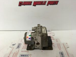 01 02 03 04 Buick Century Abs Pump Module Assembly Anti lock Brake 12218569