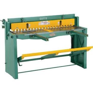 G5772 52 Sheet Metal Shear