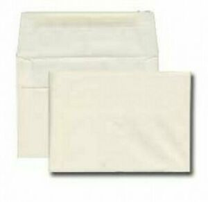 A8 Invitation Envelope 60 Natural 5 1 2 X 8 1 8 Square Flap Box Of 500