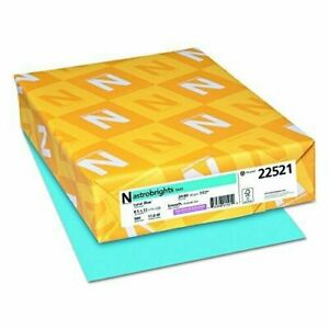 Wau22521 Neenah Paper Astrobrights Colored Paper
