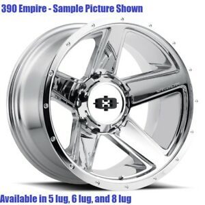 4 New 22 Wheels Rims For Ford Excursion 2wd 4wd 2211