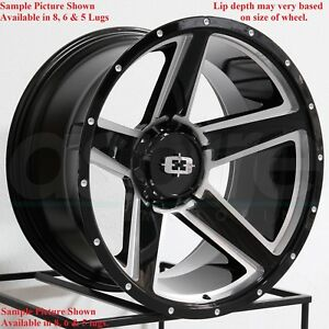 4 New 20 Wheels Rims For Ford 1999 2019 F 250 F350 Super Duty 2wd 4wd 22120