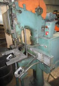 Chicago Rivet Riveting Machine Model 922 111