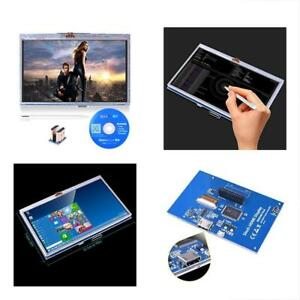 Inch Resistive Touch Screen 800x480 Hdmi Tft Lcd Display Module With Panel Usb