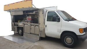 Food Truck For Sale Van Grill Hot Dog Truck
