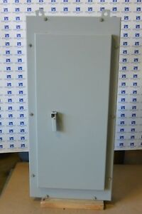 Aef3244mb Ge 400 Amp Mlo 480v 24 Cir 3 Phase 3r Outdoor Ab433 Breaker Panel New