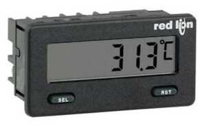 Thermocouple Meter W Reflective Display Red Lion Cub5tcr0
