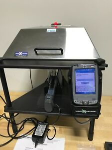 Olympus Innov x Xrf 6500 Analyzer Handheld Unit With Hard Case And Stand Rohs