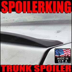 Cadillac Deville 2000 2005 Rear Trunk Add On Spoiler Wing M3 244l