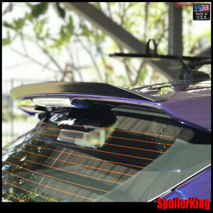 Spoilerking Add on Rear Lip Spoiler 284p Fits Ford Focus 2011 2018 5dr St Only