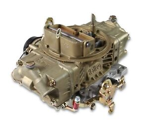 Holley Performance 0 4777ce Classic Double Pumper Carburetor New