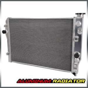 Aluminum Radiator For Chevrolet Camaro Pontiac Firebird Trans Am V8 1993 2002