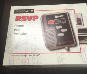 New Trilithic Rsvp1 catv Reverse Signal Generator For Upstream Balancing Docsis