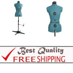 Professional Adjustable Dress Form Women Mannequin Stand For Dressmaker Small
