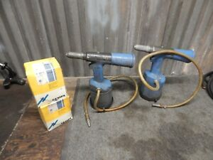 Pop Rivet Gun Air Powered Set Of 2