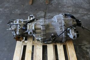 2010 Nissan Gt r R35 Vr38 Awd Oem Complete Auto Transmission Rear Diff 1111