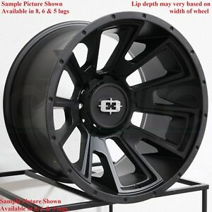 4 New 20 Wheels Rims For Ford 1999 2019 F 250 F350 Super Duty 2wd 4wd 22126