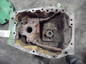 John Deere 1020 Tractor Clutch Housing Part t21600t Tag 613