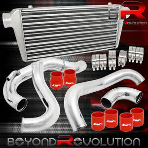 Full Front Mount Intercooler Piping Kit For Nissan 240sx 180sx 84 94 Ca18det