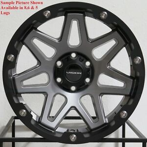 4 New 18 Wheels Rims For Ford F 250 F350 22131