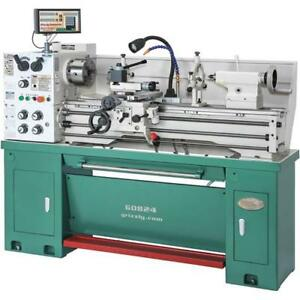 G0824 14 X 40 Gunsmith Lathe With 2 Spindle Bore