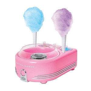 Nostalgia Electrics Cotton Candy Maker Pink