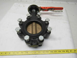 Legend Valve T 367ab 4 Butterfly Valve W handle Aluminum Bronze Disc 200psi