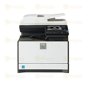 Sharp Mx c301w Color Laser Multifunction Copier Printer Scanner Fax 30 Ppm A4