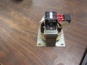 Fuji Electric Transformer Dcr2 2 2 11a 3mh Used