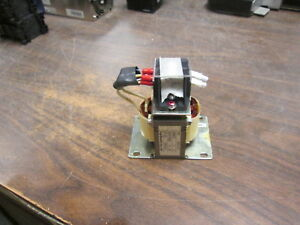 Fuji Electric Transformer Dcr2 0 4 3a 12mh Used