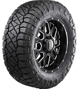 4 Nitto Ridge Grappler Lt285 55r20 Tires 10 Ply E 122 119q 285 55 20