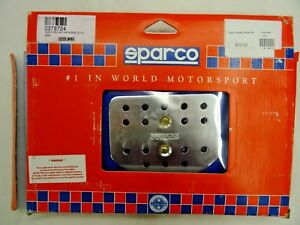 Sparco Reflex Series Automatic Gear Racing Tall Pedal Set New 0378724