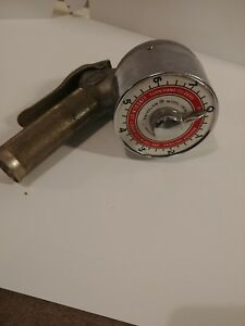 Lincoln Hydraulic Metering Control Valve For Quarts Of Oil Model 2878 Series A