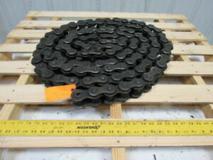 Diamond 160 Single Strand Riveted Roller O ring Chain 2 Pitch 19
