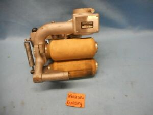 Mount Hope Spring Actuated Machine Roller 963d13