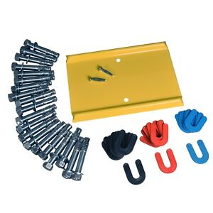 Single Dish Auto Lift Re installation Kit For Rotary Lifts W Free Shipping