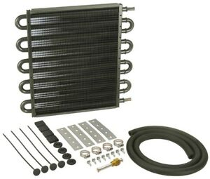 Derale 12 3 4 X 12 5 8 X 3 4 In Automatic Trans Fluid Cooler Kit P n 13108