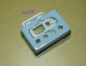 Kt 401 Air Ion Tester Meter Counter ve Negative Ions With Peak Maximum Hold
