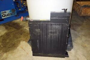 Compair Leroi Diesel Portable Radiator
