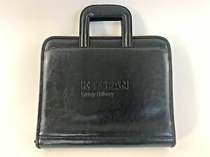 Vintage Business Planner Keyspan Energy Delivery Organizer Notepad Cover