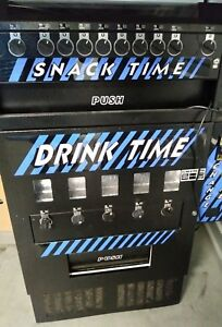 Front Drop Snack Vendor And Refrigerated Vending Machine Model Vm 150b