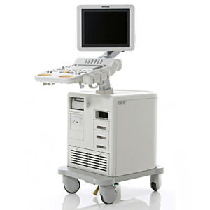 Cvo Philips Hd7 xe Ultrasound System Sonoct Xres Machine Cardiac S4 2 Probe