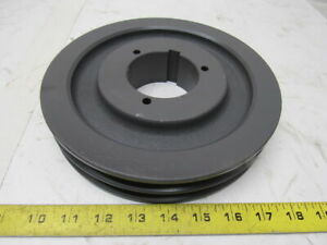 Browning 2q5v90 2q Bushed 2 Groove Pulley Sheave 9 O d 5v Belt