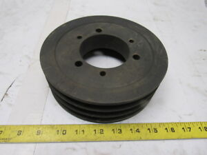 Martin 35v750sf Bushed 3 Groove Pulley Sheave 7 1 2 O d
