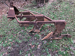Ford 3 Bottom Plow 3 Pt Point Hitch Tractor