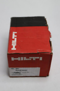 Lot Of 100 Hilti 2158778 Drywall Anchor Hsp With Screws