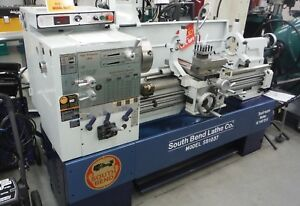 Sb1037 South Bend 16 X 40 Evs Lathe 220v